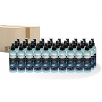 Quick&Bright FINISH SPRAY, After-treatment cleaner, box (30 x 200 ml)