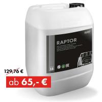 Sale: RAPTOR, High-foam express pre-detergent, 25kg