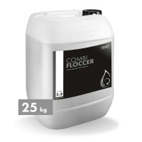 COMBI FLOCCER, functional polymer flocculant 25 kg