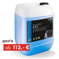 Sale: NANO DRY, extra-fast acting drying aid with gloss effect, 25 kg