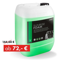 Sale: SUNRISE FOAM,Highly concentrated volume foam with a fresh scent, 25 kg