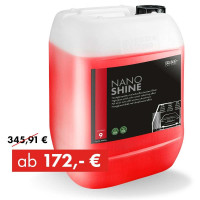 Sale: NANO SHINE, High-gloss polish with paint-refreshing effect, 25 kg
