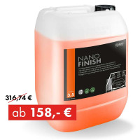 Sale: NANO FINISH, High-gloss preservative with long-lasting paint protection, 25 kg