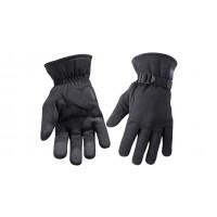 Glove Trud 2237, black, size 10